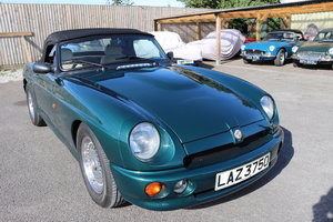 Picture of 1996 MG RV8, UK Car, BRG, 1 Family owned, Low mileage SOLD