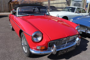 MGB Roadster mk1, Show winner with many trophies.