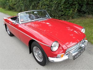 Picture of 1967 MGB Roadster SOLD