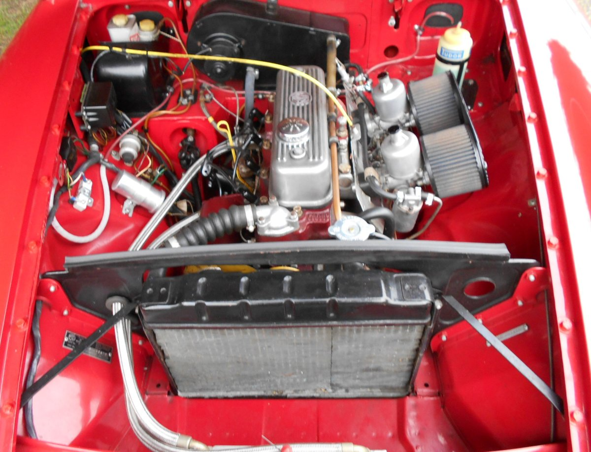 1967 MGB Roadster For Sale (picture 6 of 6)