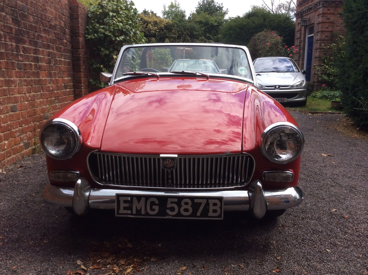 1964 MG  Midget For Sale (picture 2 of 6)