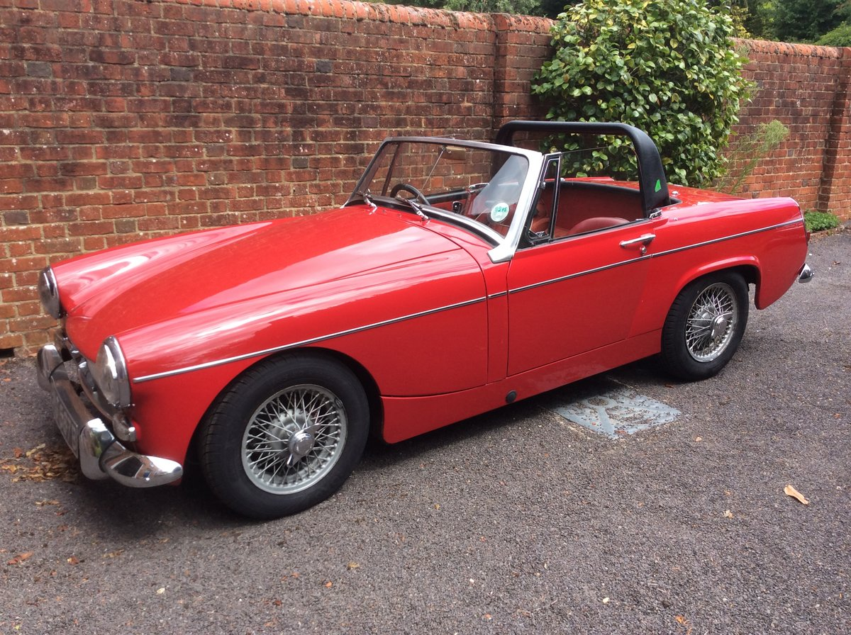 1964 MG  Midget For Sale (picture 4 of 6)