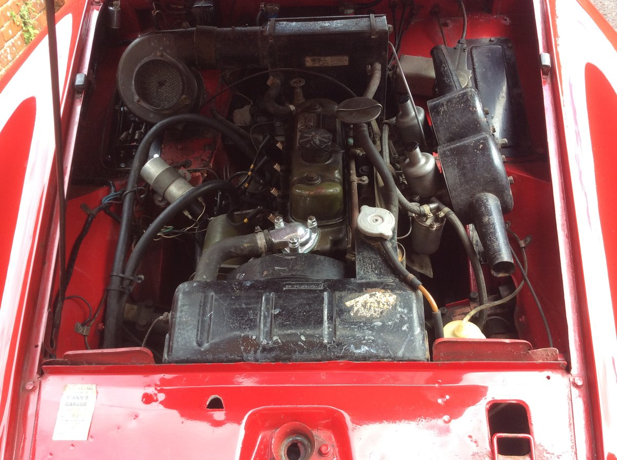1964 MG  Midget For Sale (picture 6 of 6)