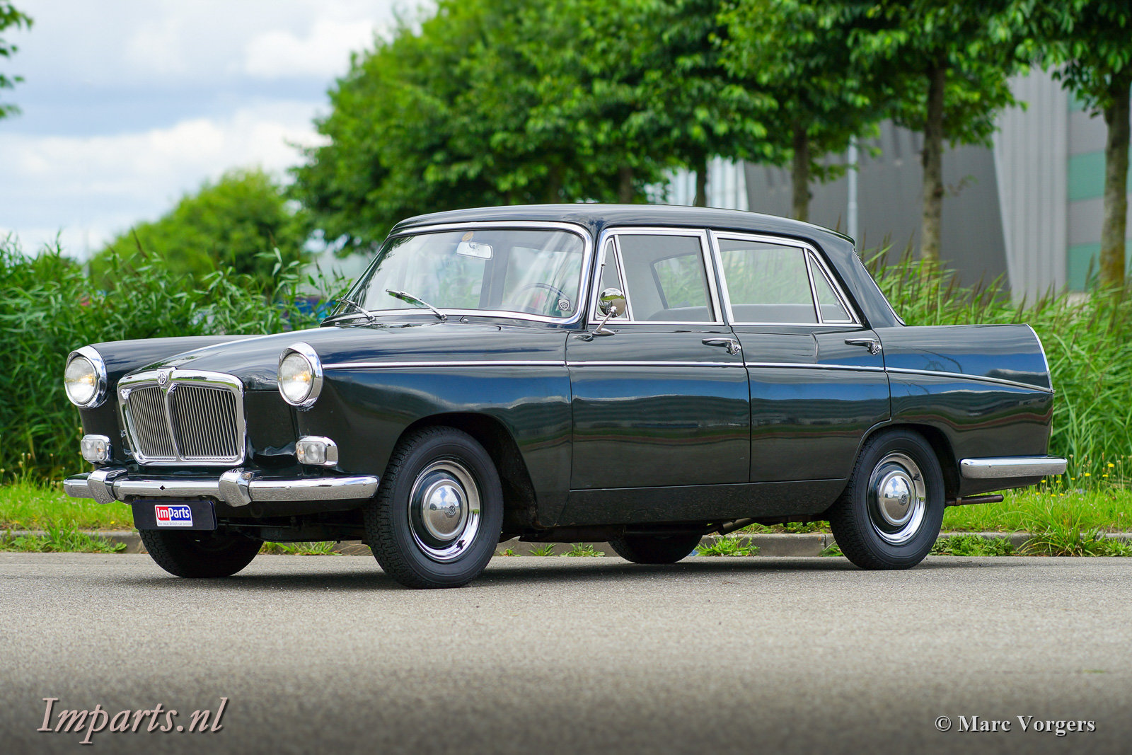 Unique Mg Magnette Mk IV Automatic (LHD) 1963 For Sale (picture 1 of 6)