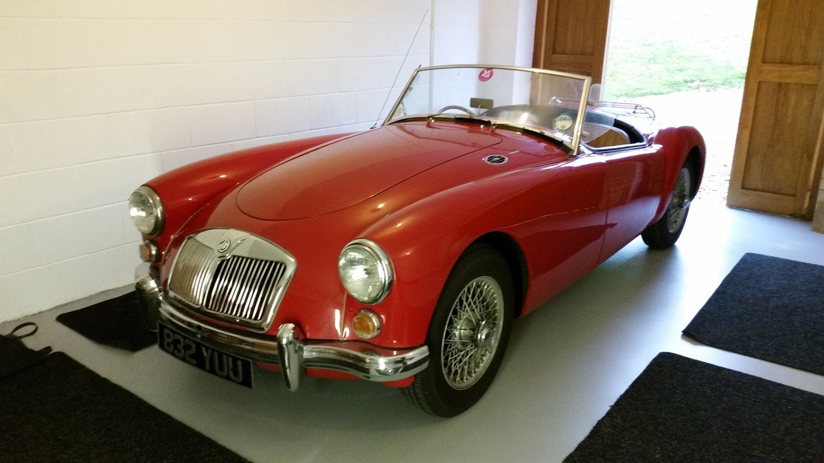 1960 MGA ROADSTER For Sale (picture 1 of 6)