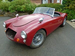 Picture of 1957 MGA (1500 Model) for Restoration SOLD