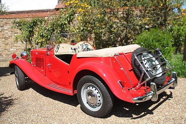 MG TD Midget 1952 For Sale (picture 2 of 6)