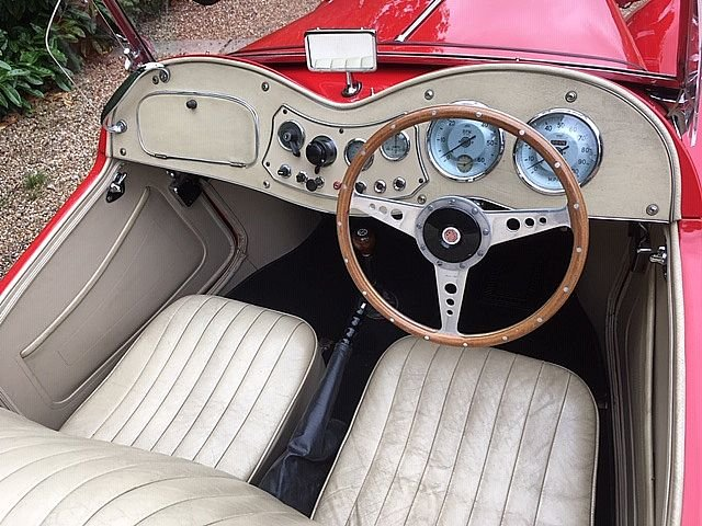 MG TD Midget 1952 For Sale (picture 4 of 6)