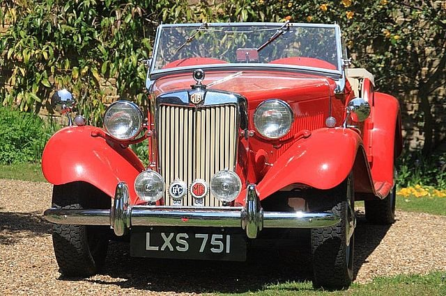 MG TD Midget 1952 For Sale (picture 6 of 6)