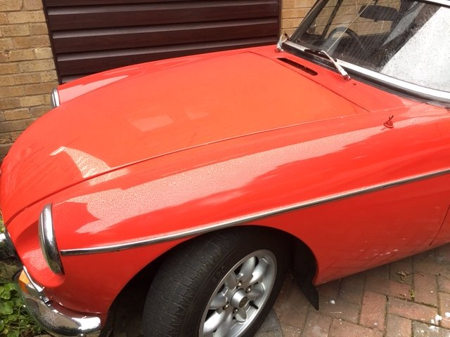 1972 MGB For Sale (picture 4 of 6)