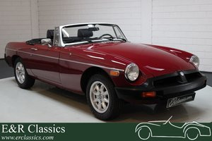 MG MGB 1976 in good condition