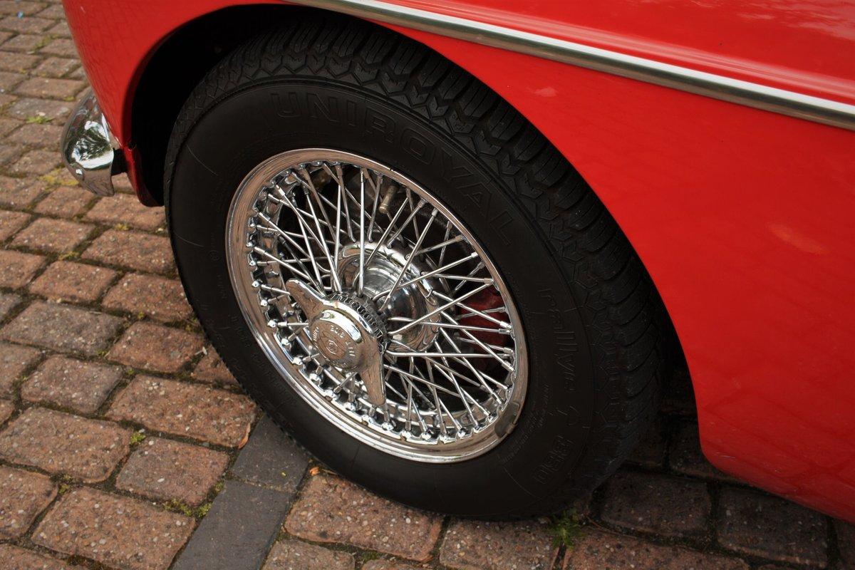 1970 MGB GT Mk2 - Flame Red, Older Restoration - MG BGT MGBGT SOLD (picture 6 of 6)