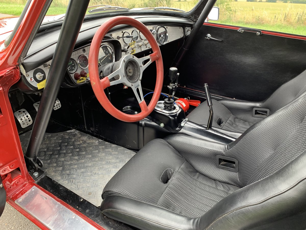 1964 MG B Berlinette by Jacques Coune  For Sale (picture 3 of 6)