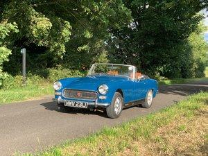 1971 MG Midget Beautifully restored
