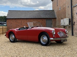 1957 MGA Roadster 1500 MK I. Beautifully Restored
