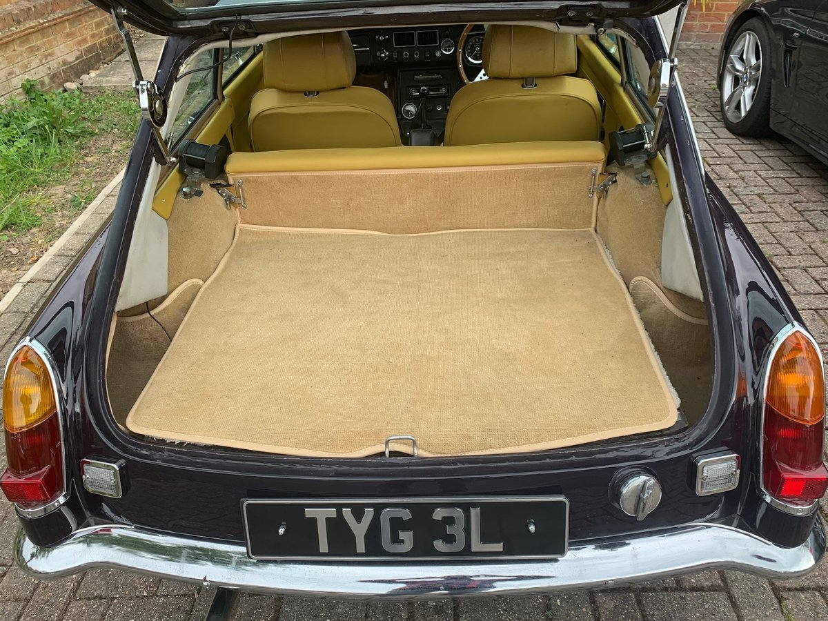 1972 MGB GT For Sale (picture 5 of 6)