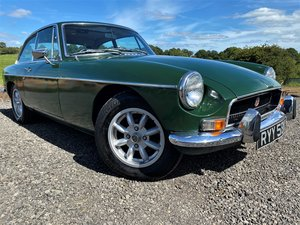 Picture of 1972 MG B GT For Sale