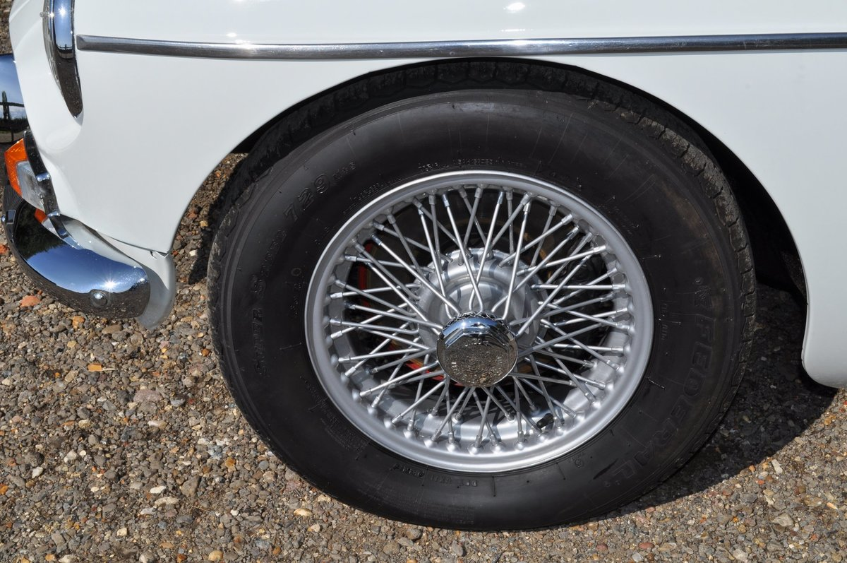 1971 MGB Roadster With Overdrive For Sale (picture 6 of 6)
