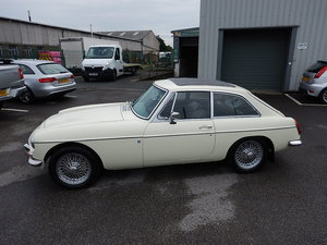 Picture of 1969 MGC GT Automatic SOLD