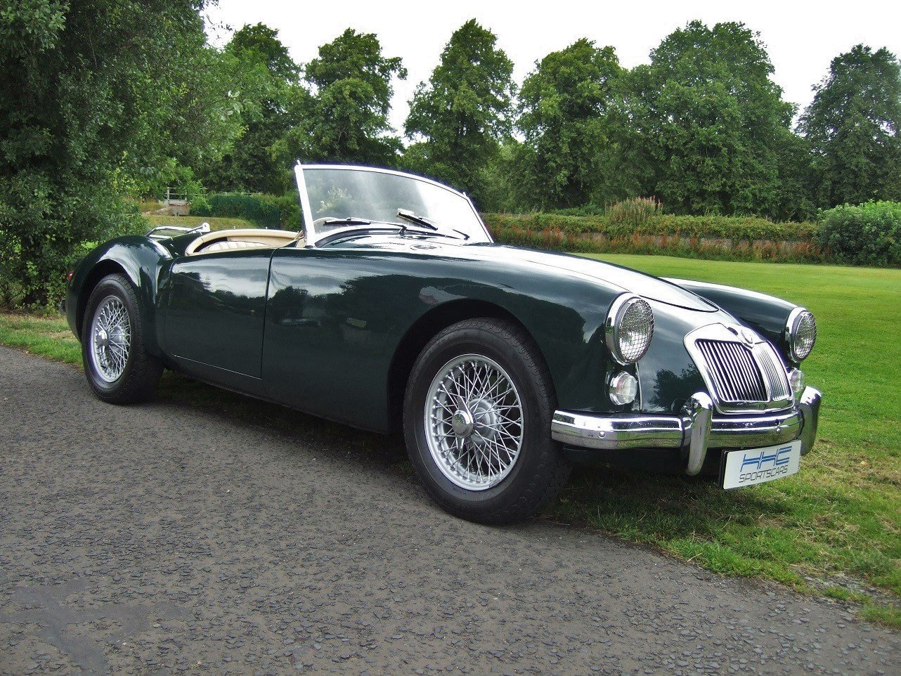1960 Magic MG-A! For Sale (picture 1 of 6)