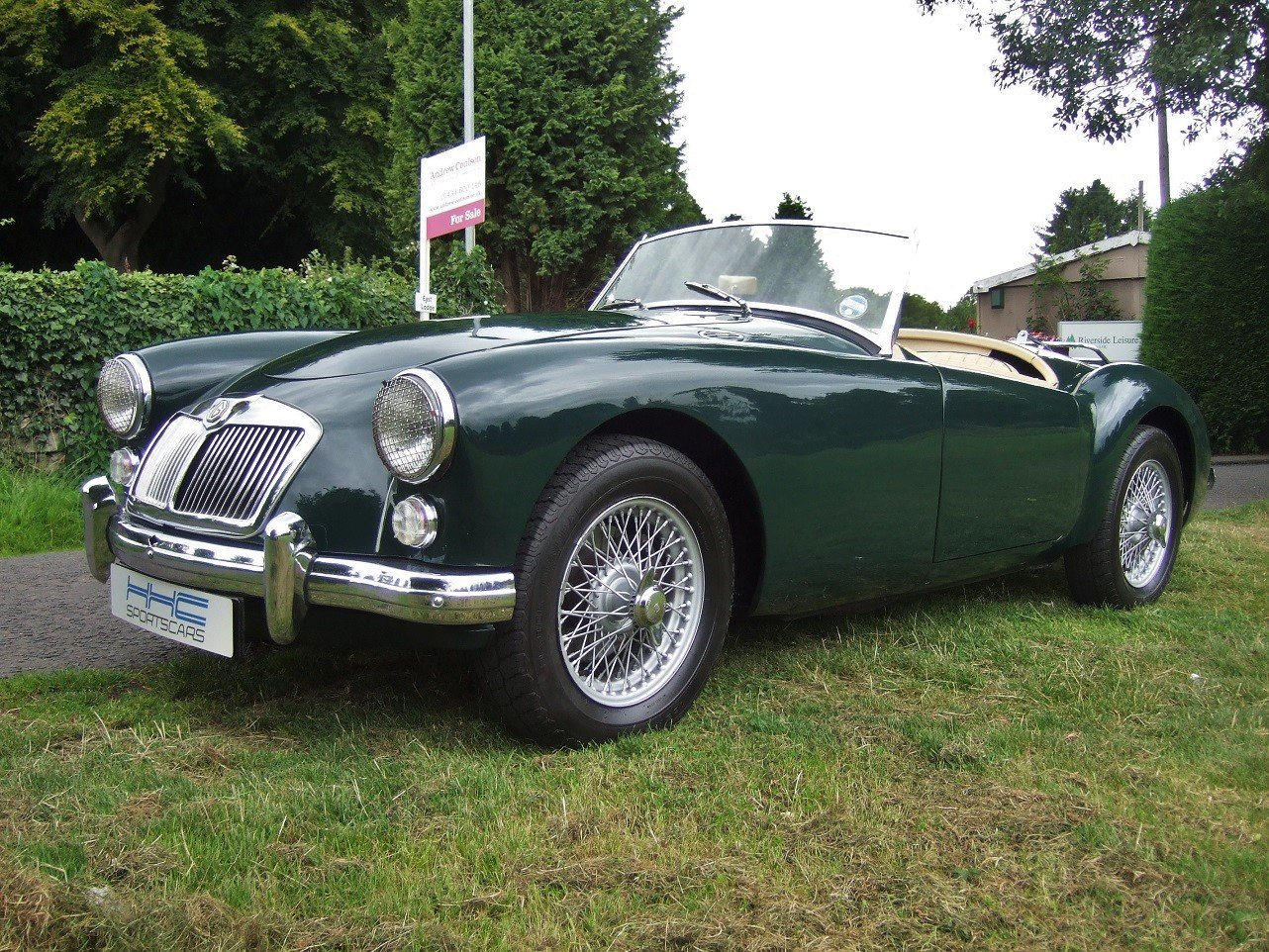 1960 Magic MG-A! For Sale (picture 2 of 6)