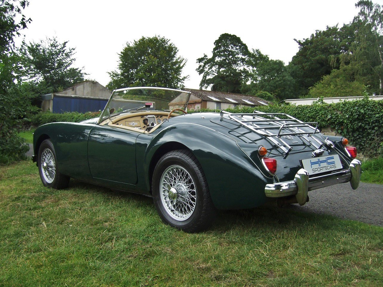 1960 Magic MG-A! For Sale (picture 3 of 6)