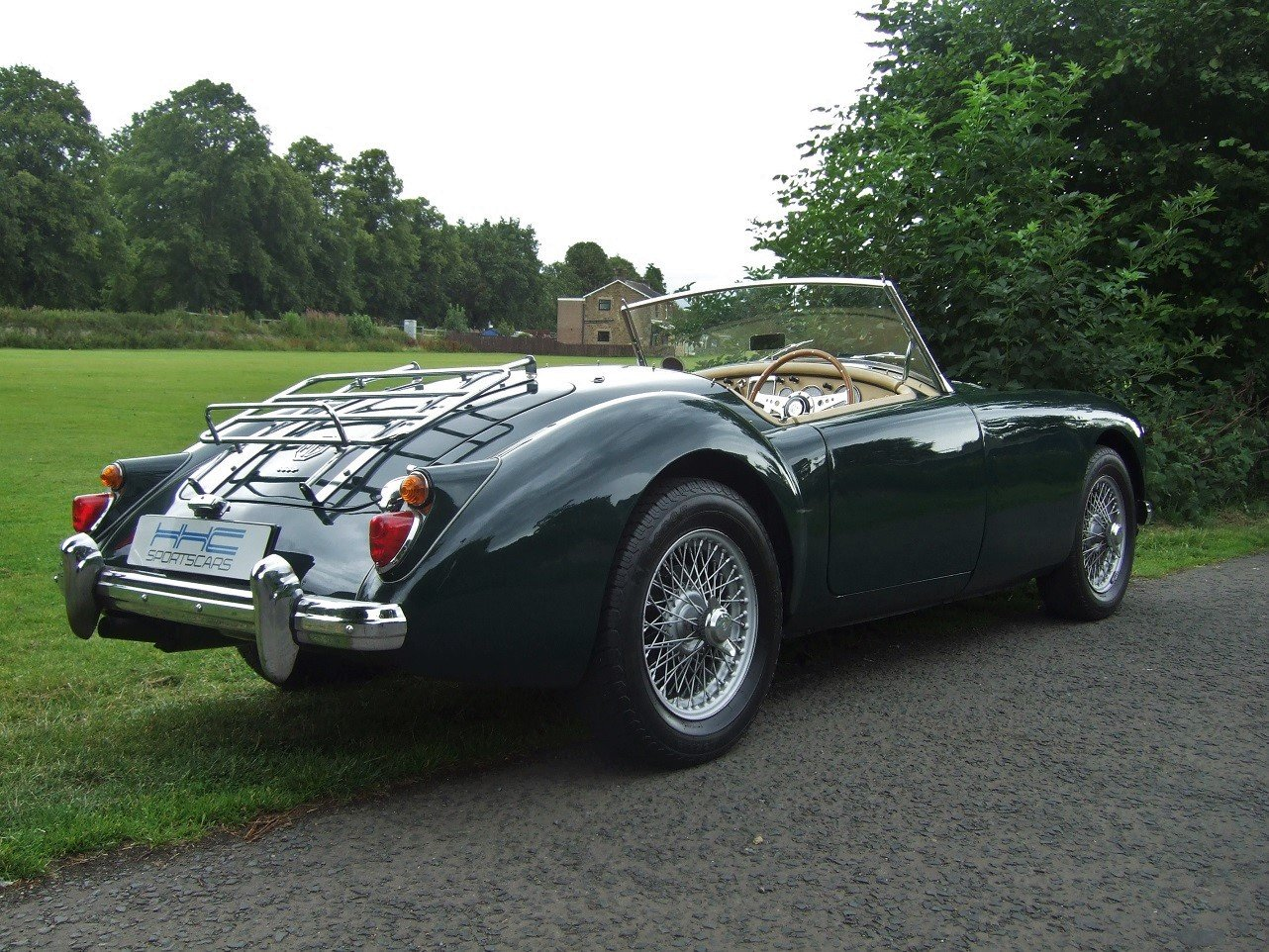 1960 Magic MG-A! For Sale (picture 4 of 6)