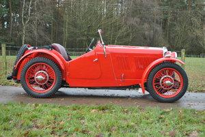 1933 MG J2 Last owner 37years