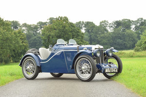 Picture of 1931 MG D Type supercharged  For Sale