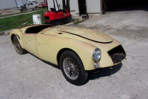 1957 1956 thru 1962 MGA Coupes and Roadsters (18)