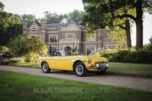 Beautiful MGB in excellent condition