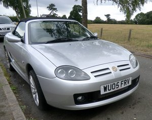 MG TF Sunstorm 32000 Miles Only!