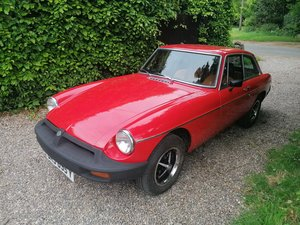 1978 Mg bgt  For Sale