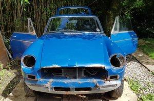 1972 MG BGT spares or repair