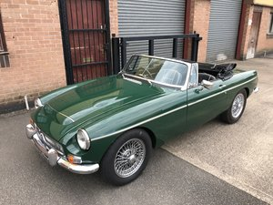 1968 MGC ROADSTER 3.0 AUTO - £10K RESTORATION - SUPERB
