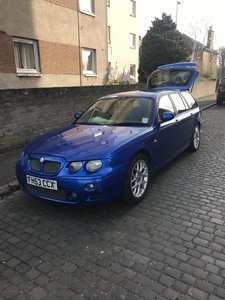 2003 MG ZT-T 1.8 Turbo
