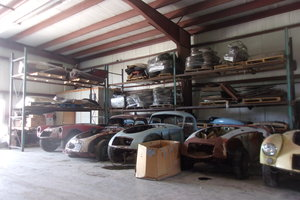 1956 thru 1962 MGA Coupe and Roadster Parts For Sale