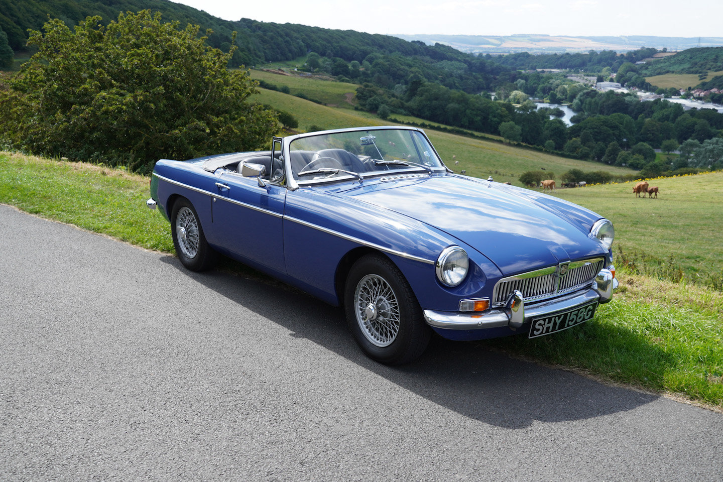 1968 MGB Roadster - Original UK Numbers Matching Car For Sale (picture 1 of 10)