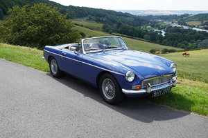 1968 MGB Roadster - Original UK Numbers Matching Car