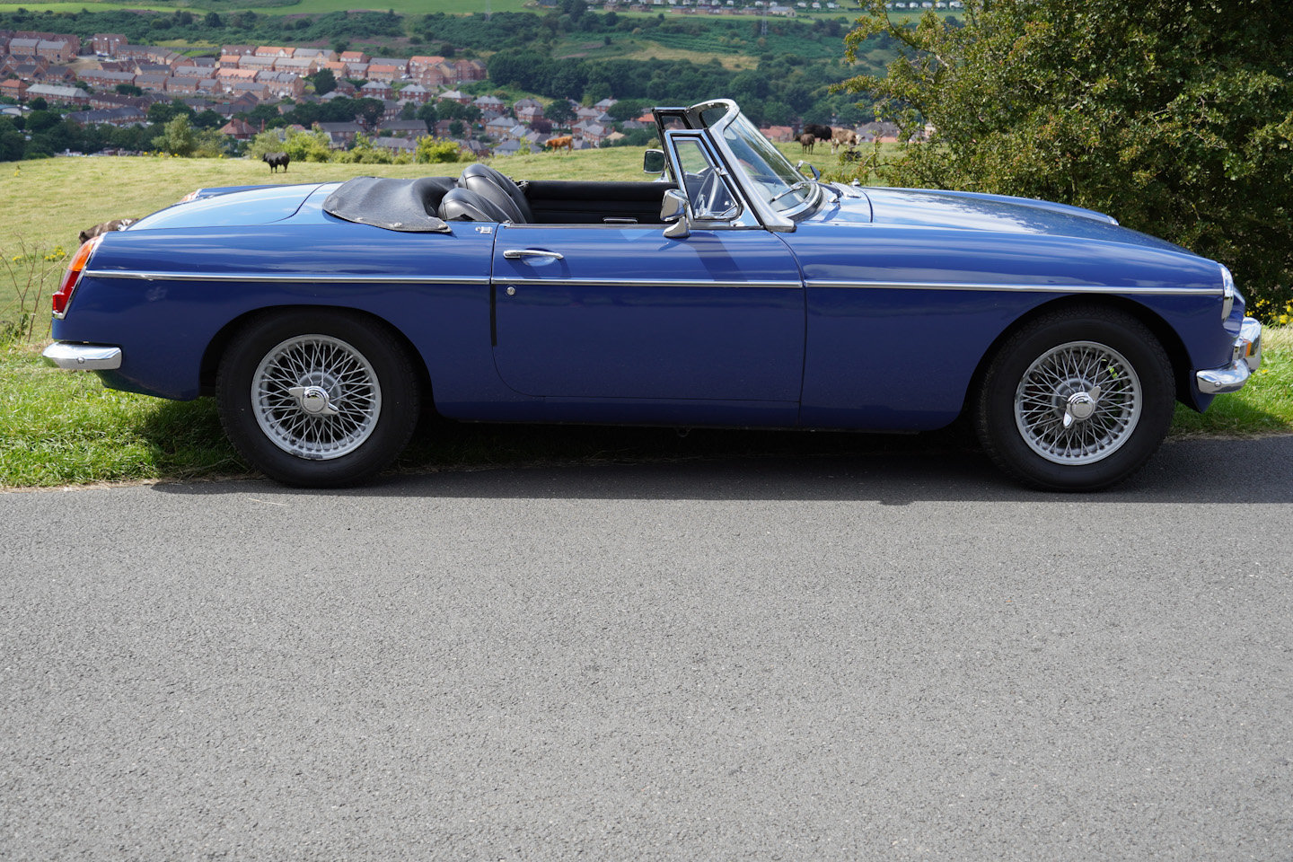 1968 MGB Roadster - Original UK Numbers Matching Car For Sale (picture 2 of 10)