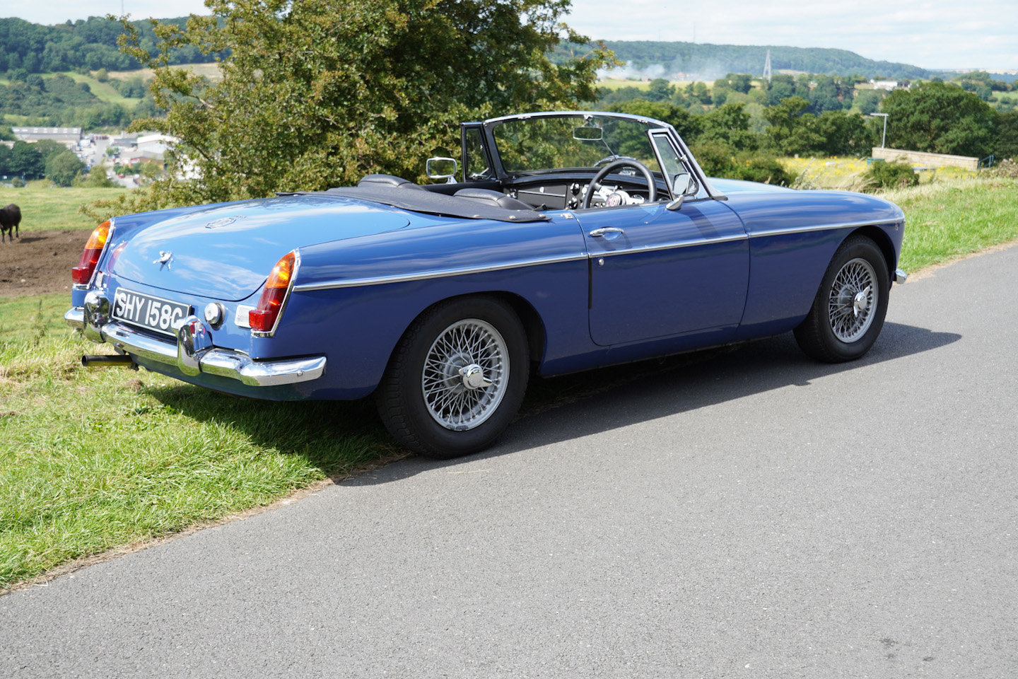 1968 MGB Roadster - Original UK Numbers Matching Car For Sale (picture 3 of 10)