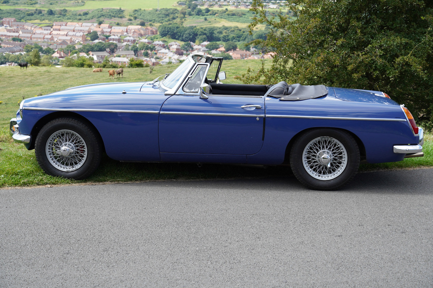 1968 MGB Roadster - Original UK Numbers Matching Car For Sale (picture 8 of 10)
