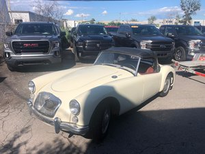 For sale MGA MK2 1962 chassis number GHNL2105237 LHD. For Sale