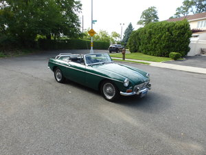 1968 MGB With Overdrive Two Tops Very Presentable