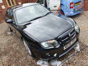 2006 Mg zt+ 2.5 v6 190 manual - fsh - loads of wrk