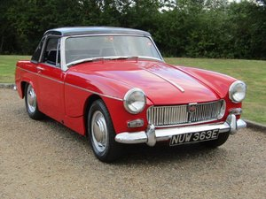 1967 MG Midget MKIII at ACA 22nd August For Sale