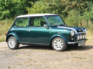 Picture of Mini Cooper Sportspack, 1998, BRG SOLD