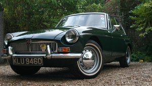 1966 MGB GT For Sale