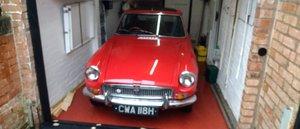 1969 MG BGT for restoration