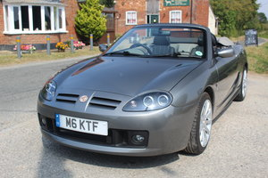 2005 MG TF 160 - LOW MILEAGE, HIGH SPEC, OUTSTANDING CONDITION.! For Sale
